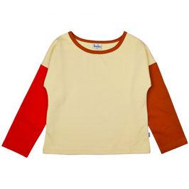 NEU: Langarm-Shirt 3-farbig von Baba
