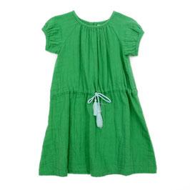 SALE: Kleid grün aus Musselin von Lily Balou