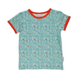 NEU: T-shirt mit Zigzag von Baba
