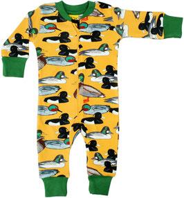 Einteiler-Pyjama mit Enten von DUNS