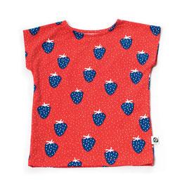 NEU: Shirt mit Erdbeeren von Onolulu
