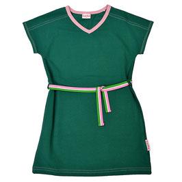 SALE: Sommerkleid mit V-Ausschnitt und multicolor-Gürtchen von Baba