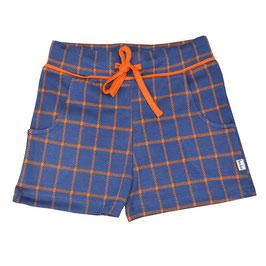 NEU: Girls-Shorts Karo Blau von Baba
