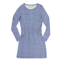 SALE: Damenkleid Mélange in Blau von Lily Balou