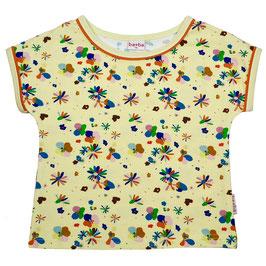 NEU: T-shirt Multicolor mit Blumen von Baba