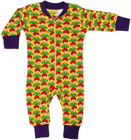 Einteiler-Pyjama mit Radiesli von DUNS