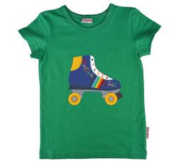 NEU: T-shirt Rollschuh in Grün von Baba