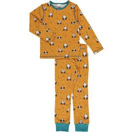 Maulwurf-Pyjama 2-teiler von Maxomorra
