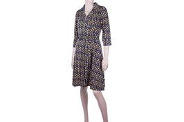 SALE: Damenkleid mit sanftem Blumenmuster von Froy & Dind