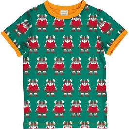 NEU: T-shirt mit Wikinger von Maxomorra