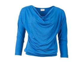 NEU: Damenshirt Wasserfall in Meerblau von Froy&Dind