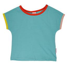 NEU: T-shirt Multicolor Türkis von Baba