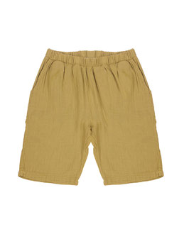 SALE: Shorts in olivegrün von Say Please