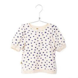 SALE: Puff-Ärmel T-shirt mit Blumen von Lötiekids