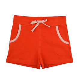 SALE: Girls-Shorts in Rot von Baba