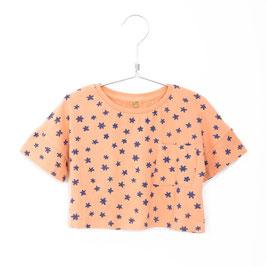 NEU: Bambula Crop-T-shirt mit Sternen von Lötiekids