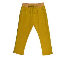 NEU: Wunderschöne Jacquard-Hose mit Goldfäden-Musterung von Baba