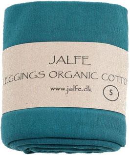 NEU: 3/4-Leggings aus Bio-Baumwolle in Türkis von Jalfe