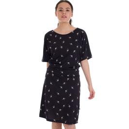 SALE -30%: Damenkleid mit Schwalben von Froy&Dind