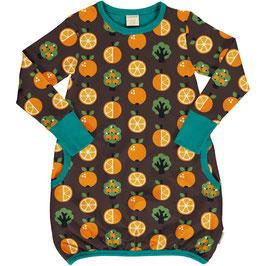 NEU: Ballon-Kleid mit Orangen von Maxomorra