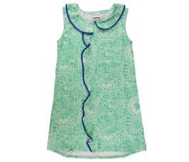 NEU: Sommerkleid mit Margriten Grün/Weiss von Baba