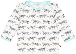 SALE: Pulli mit dunkelblauen Geparden von Loud+Proud
