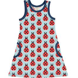 NEU: Sommer-Kleid mit Glückskäfer von Maxomorra