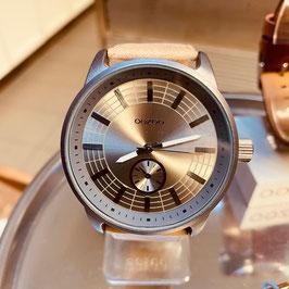 OOZOO Herren-Armbanduhr Silber Nr. 15
