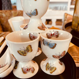 Greengate Egg Cup Maisie white