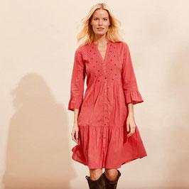 Odd Molly Kleid Kayla Dress Pink fudge