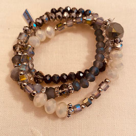 Nordish House Bracelet  Grau Nr. 03