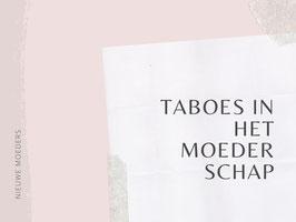 Online cursus  'Taboes in het moederschap'