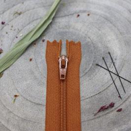 Atelier Brunette Reissverschluss Chestnut