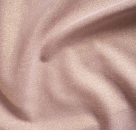 Robert Kaufman Essex Yarn Dyed Metallic Rose Gold