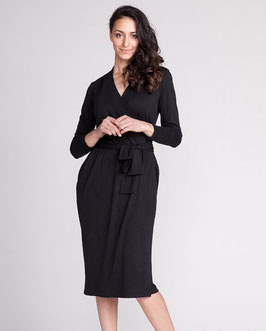 Named Olivia Jersey Wrap Dress