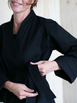 The Assembly Line Wrap Jacket