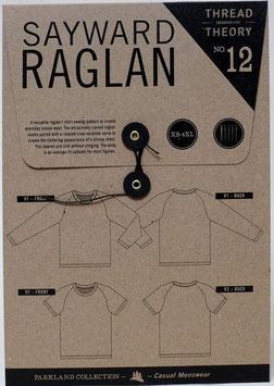 Thread Theory Hayward Raglan No 12