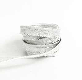 Paspelband Silber