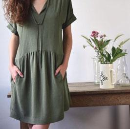 Schnittmuster Singulière Kleid Guinguette