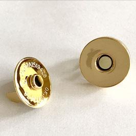 Merchant and Mills Magnetverschluss gold