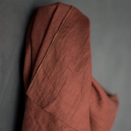 Merchant and Mills Maud Rust 185 EU Linen