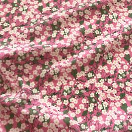 Liberty London Organic Mitsi Pink