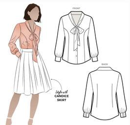 Style Arc Tiffany Blouse