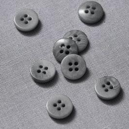 Meet Milk Plain Corozo Button Sky