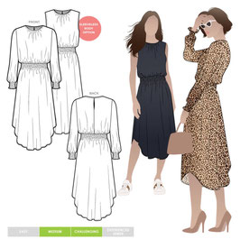 Style Arc Asha Dress