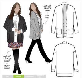 Style Arc Sabel Boyfriend Knit