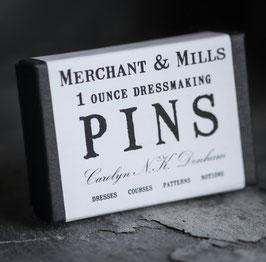 Merchant and Mills Dressmaking Pins