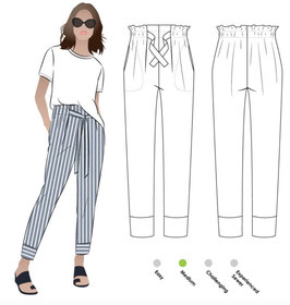 Style Arc Tully Pant