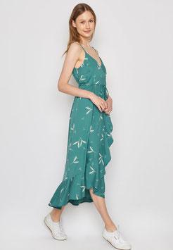 Wickelkleid TANGO - jungle green