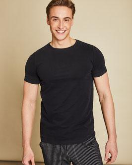 T-Shirt BOY men - black